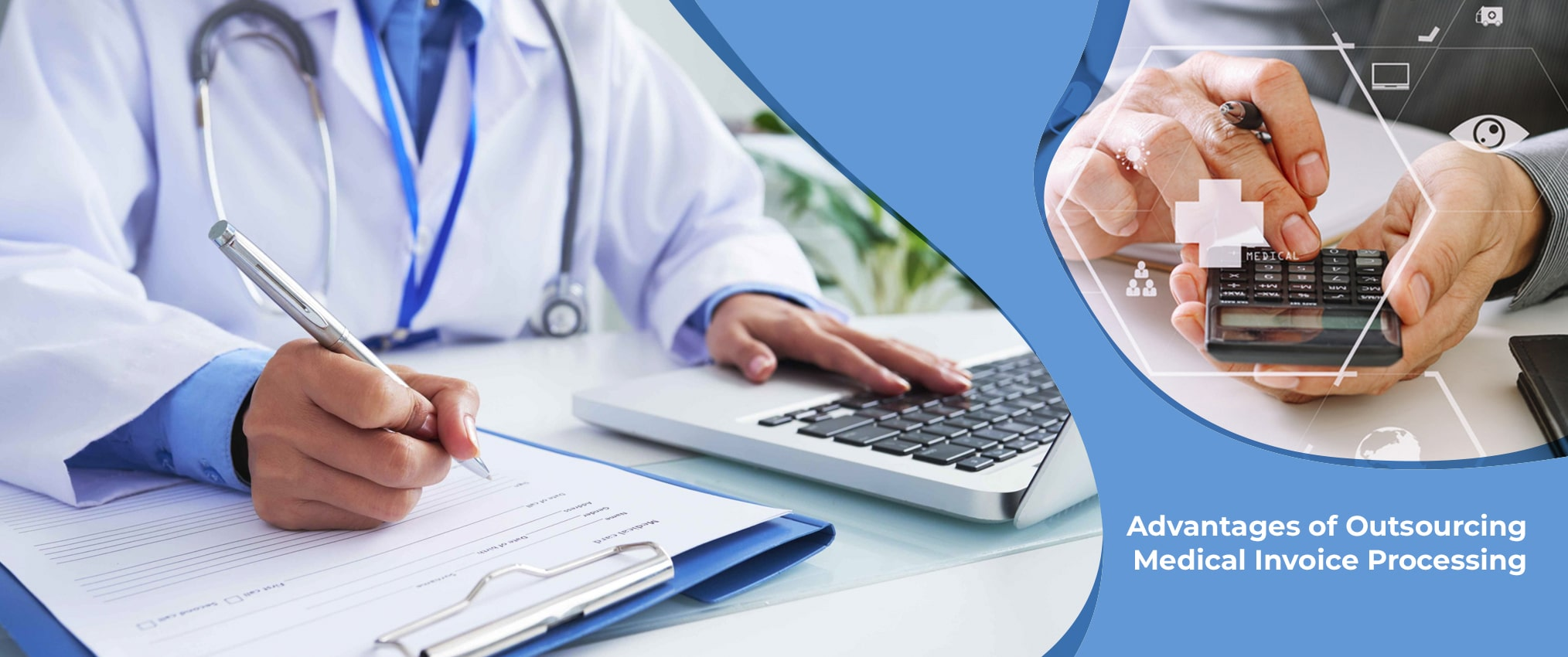 outsourcing medical invoice processing
